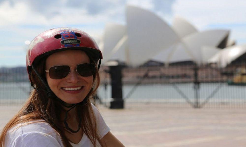 Balade à vélo dans Sydney