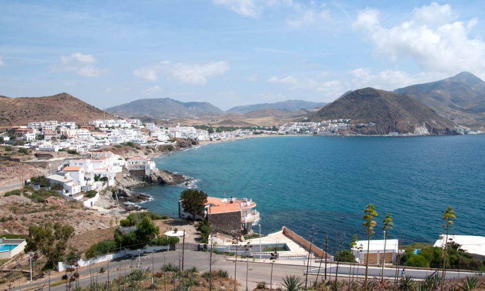 San José, la côte sud-est d'Almería