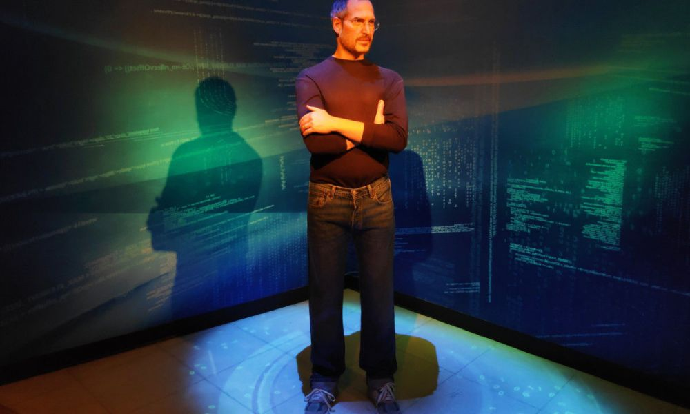 Steve Jobs à Madame Tussauds