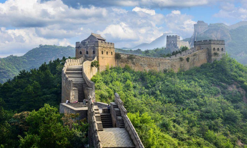 La muraille de Jinshanling