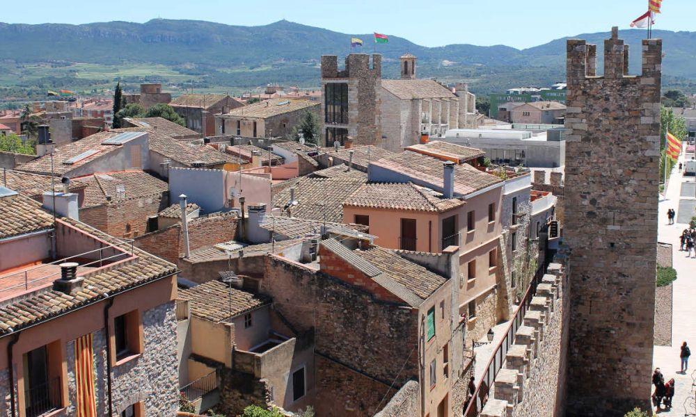 Tours de Montblanc