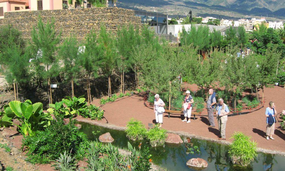 Visiter le Jardin Vénéneux
