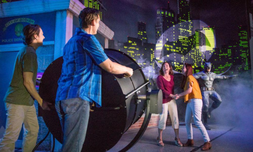 Batman à Madame Tussauds Orlando