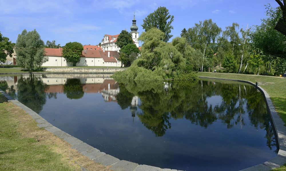 Le monastère Brevnov