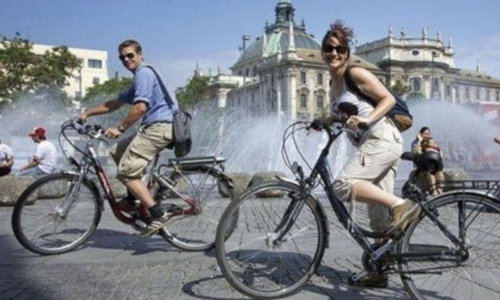 Profiter de Munich à vélo