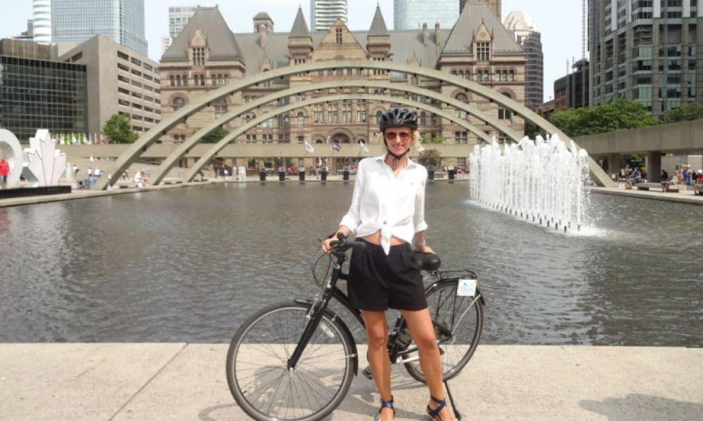 Découverte de Toronto à vélo