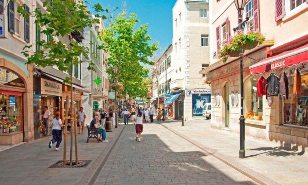 Shopping à Gibraltar