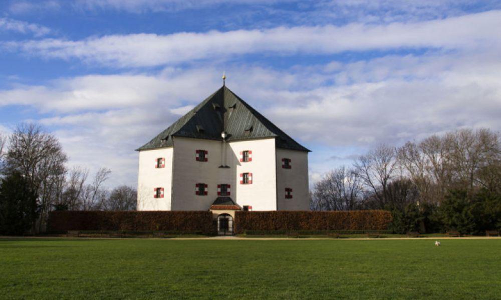 Le Pavillon d'été Hvězda