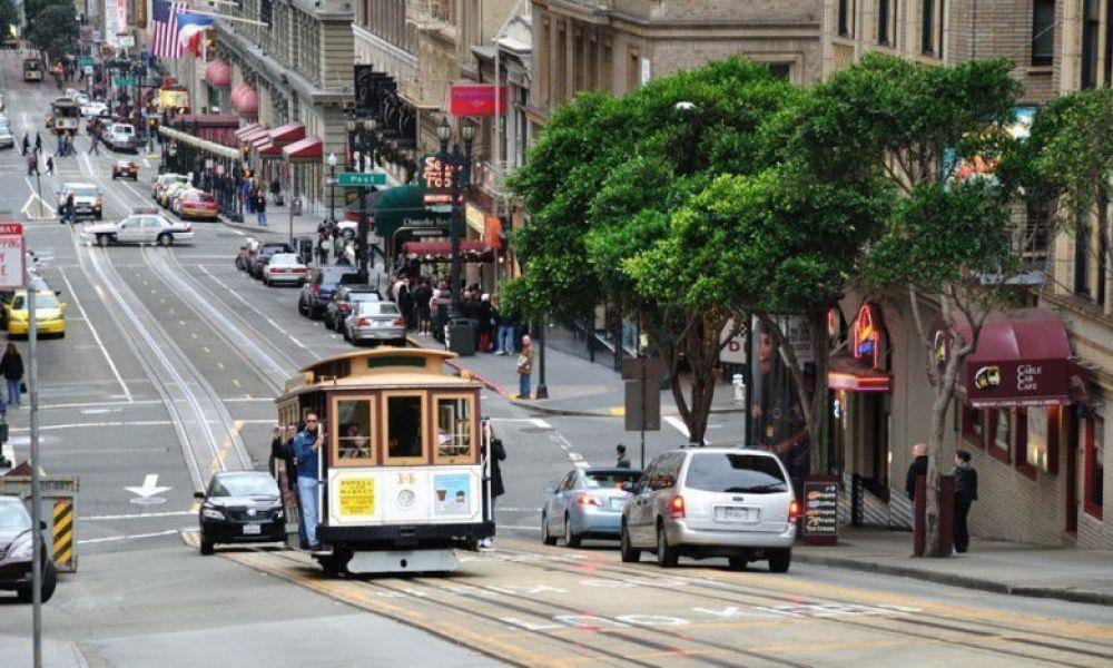 Le cable car : le tramway historique de San Francisco