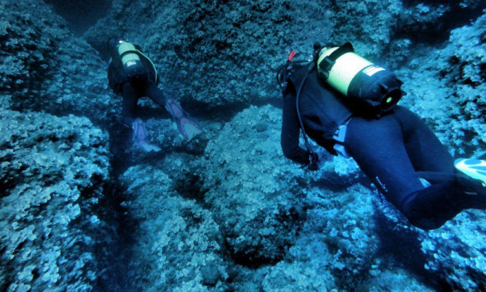 Plongée à Minorque