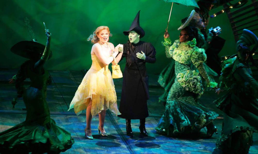 Wicked, à Broadway