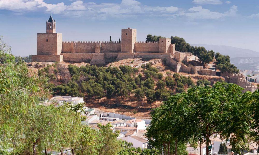 Alcazaba d'Antequera