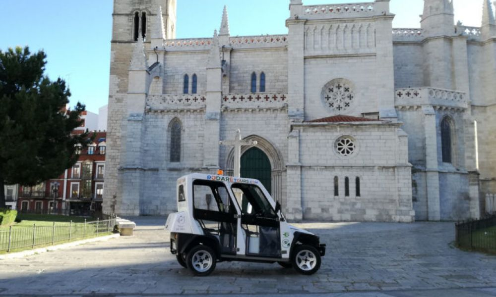 Église de Santa María de La Antigua