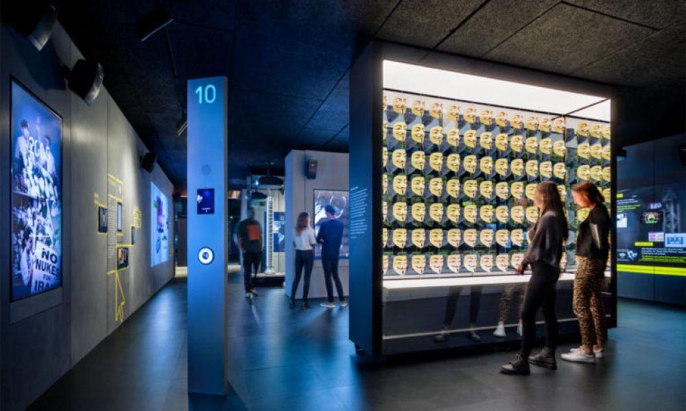Musée de l'espionnage de New York