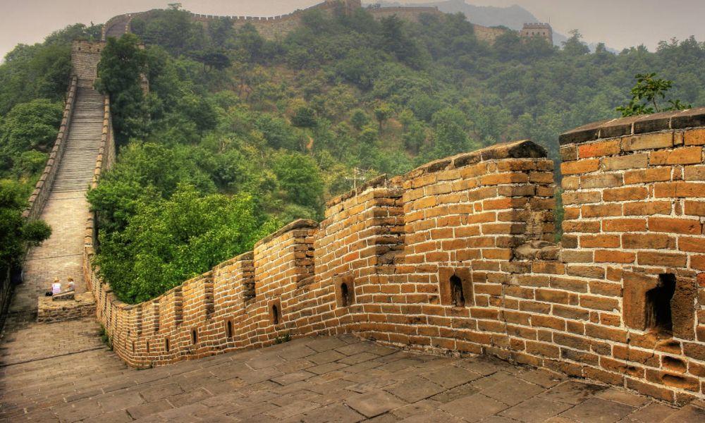 La section Mutianyu de la Grande Muraille de Chine