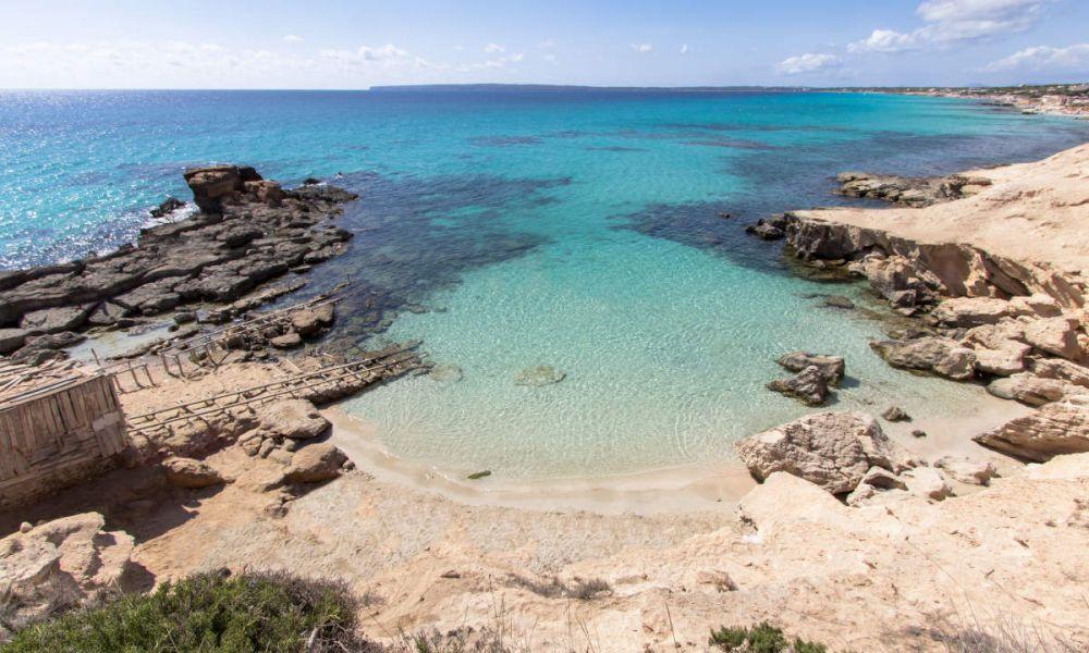 Crique de Formentera