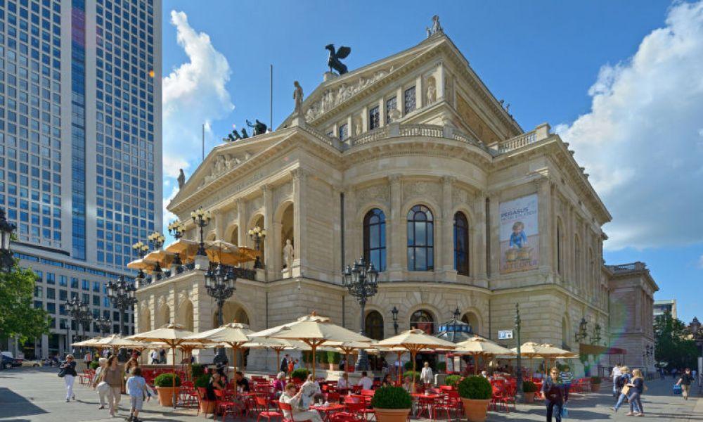 La Old Opera House