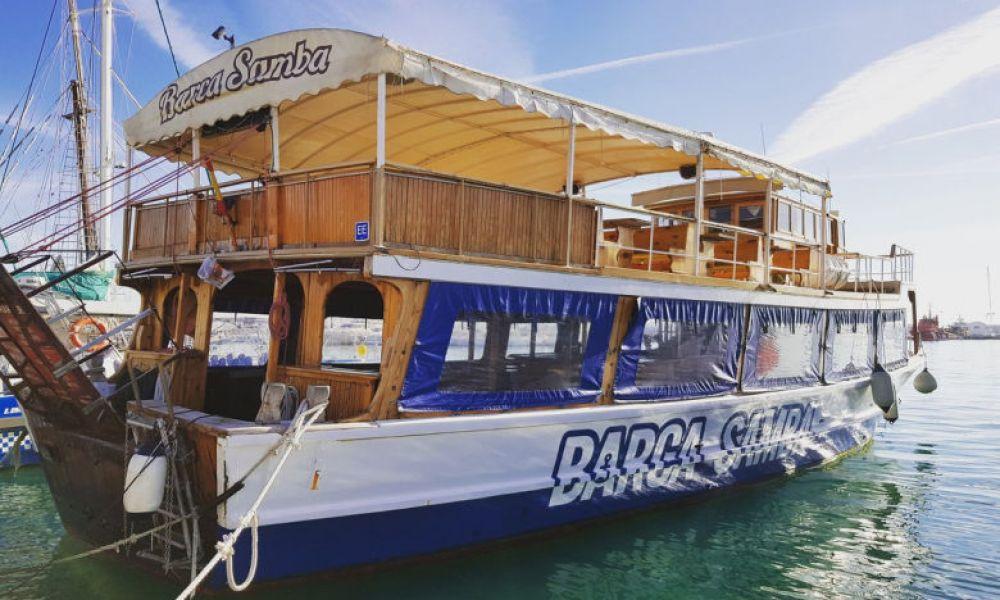 Faire bateau à Majorque