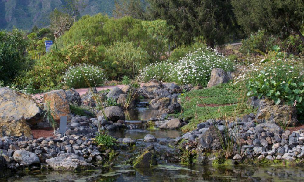 Visiter le Jardin Écologique