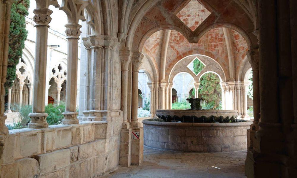 Lavatorium du monastère