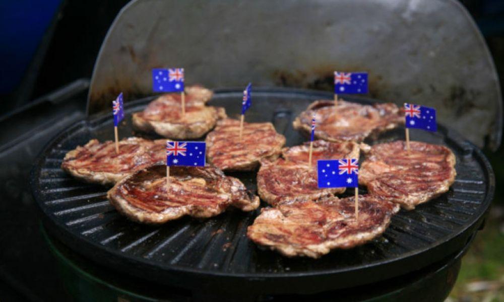 Un barbecue australien