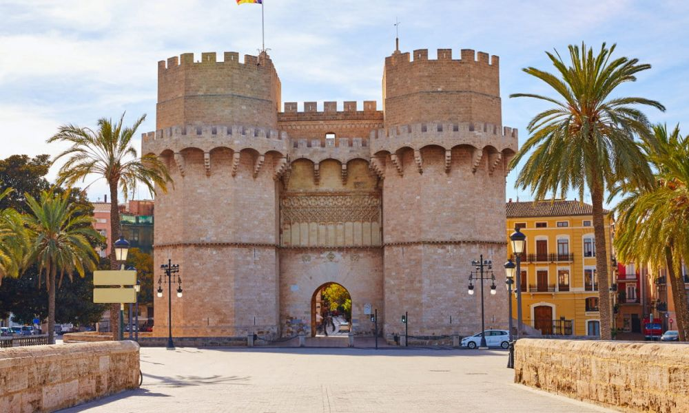 Les tours de Serranos