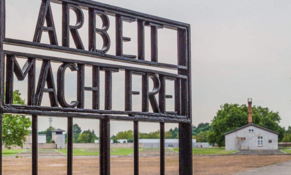 La porte de Sachsenhausen