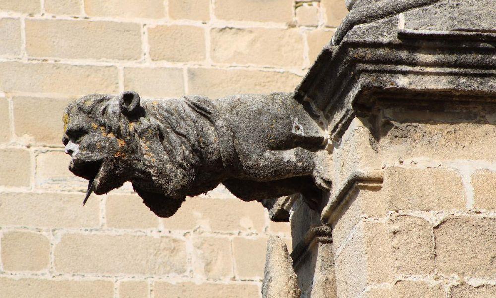 Gargouille à Jerez de la Frontera