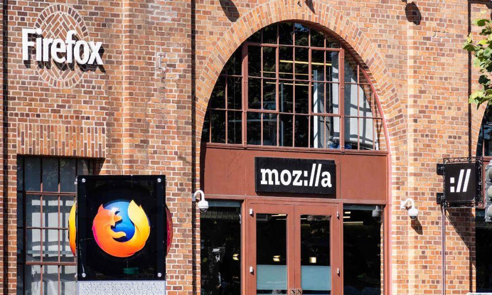 Les bureaux de Mozilla