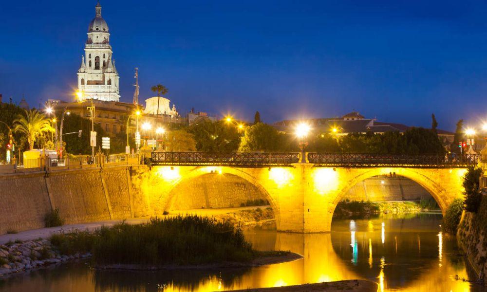 Le Puente Viejo de Murcie