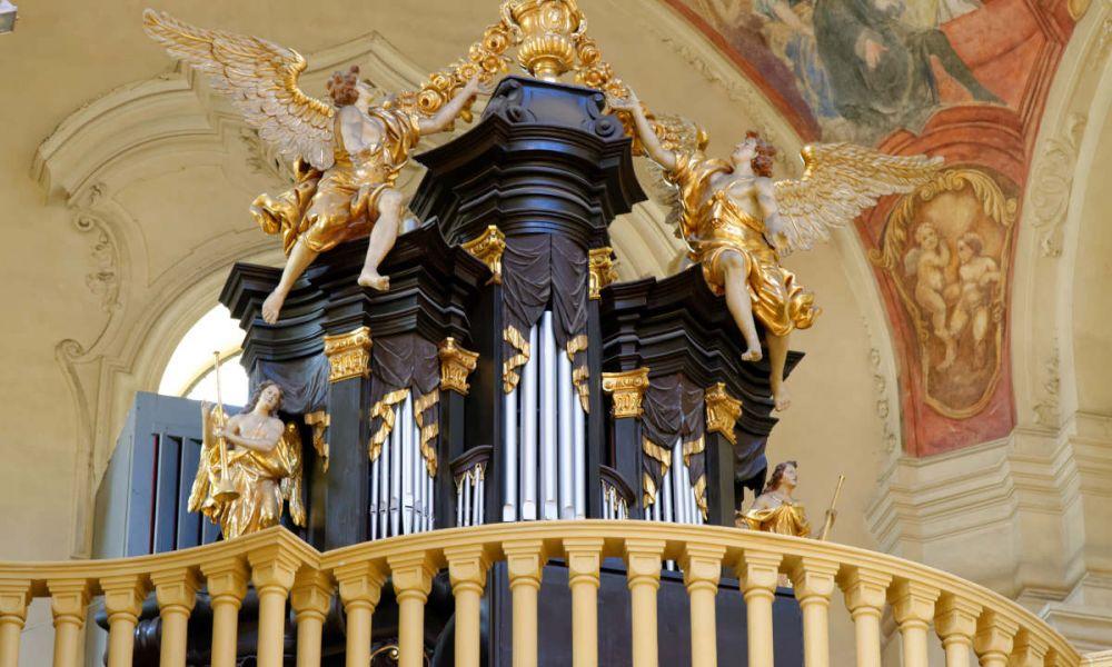 L'orgue de l'église Saint-Nicolas