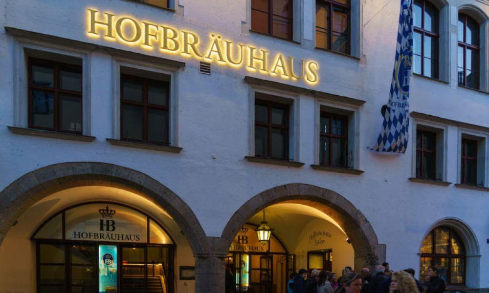 Brasserie Hofbräuhaus