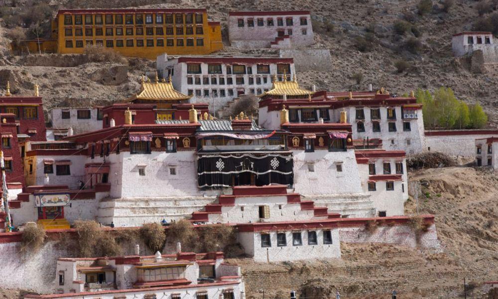 Monastère Drepung