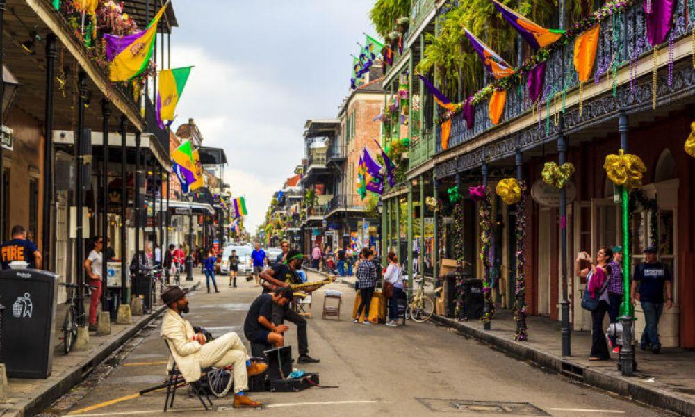Découvrir la vie animée de la Nouvelle-Orléans