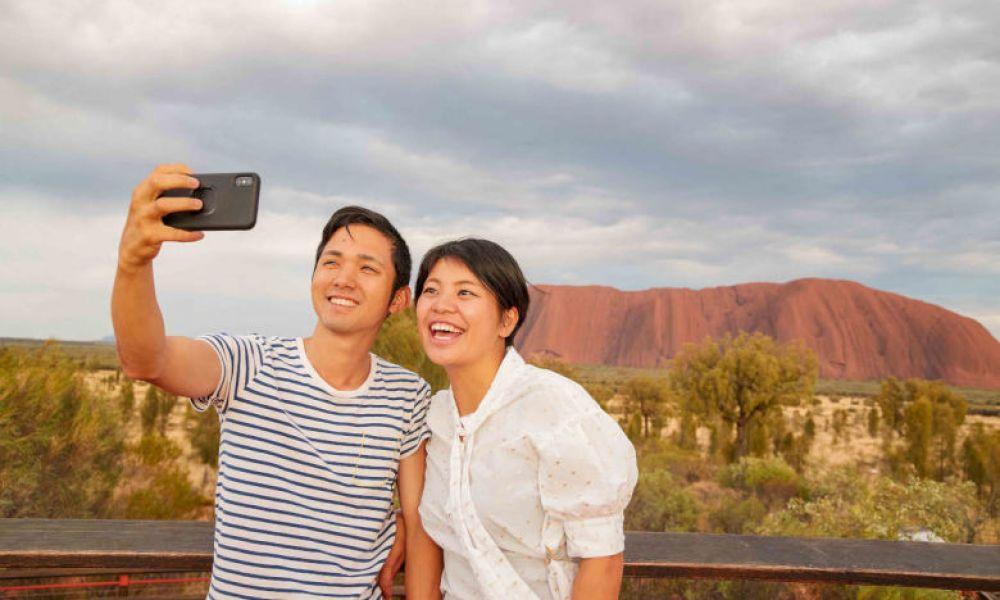 Visitez l'Uluru